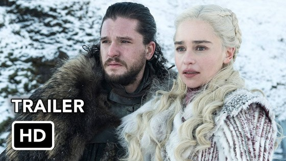 [Watch] Game of Thrones: Season 8 Final Trailer