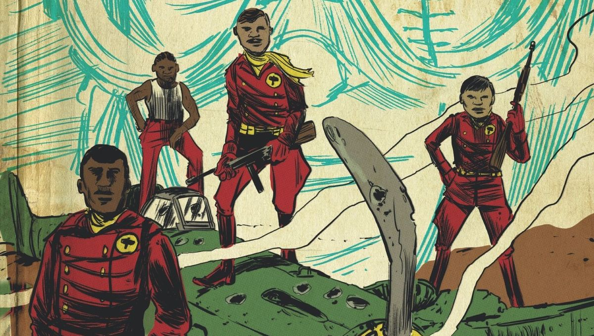 Black Hammer '45: From the World of Black Hammer #1 review: Slow and steady