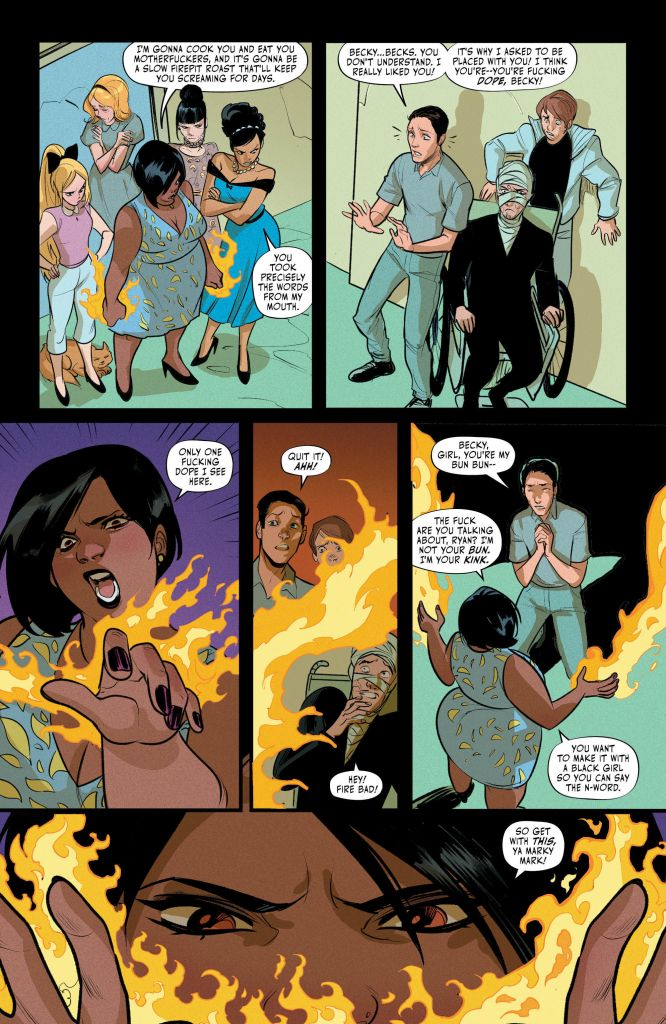 Hex Wives # 6 review: The end of the beginning