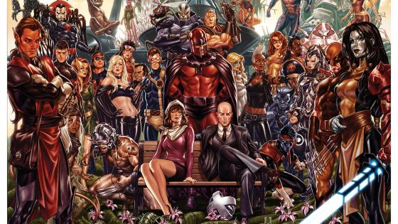 Jonathan Hickman to launch 2 new X-Men series: 'House of X' and 'Powers of X' this July