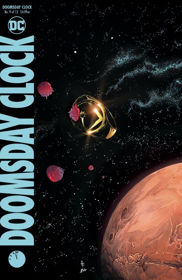 Doomsday Clock #9 Review