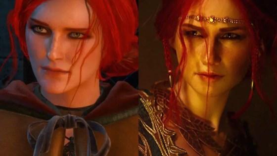 The Witcher 3: Triss Merigold cosplay by Christina Volkova