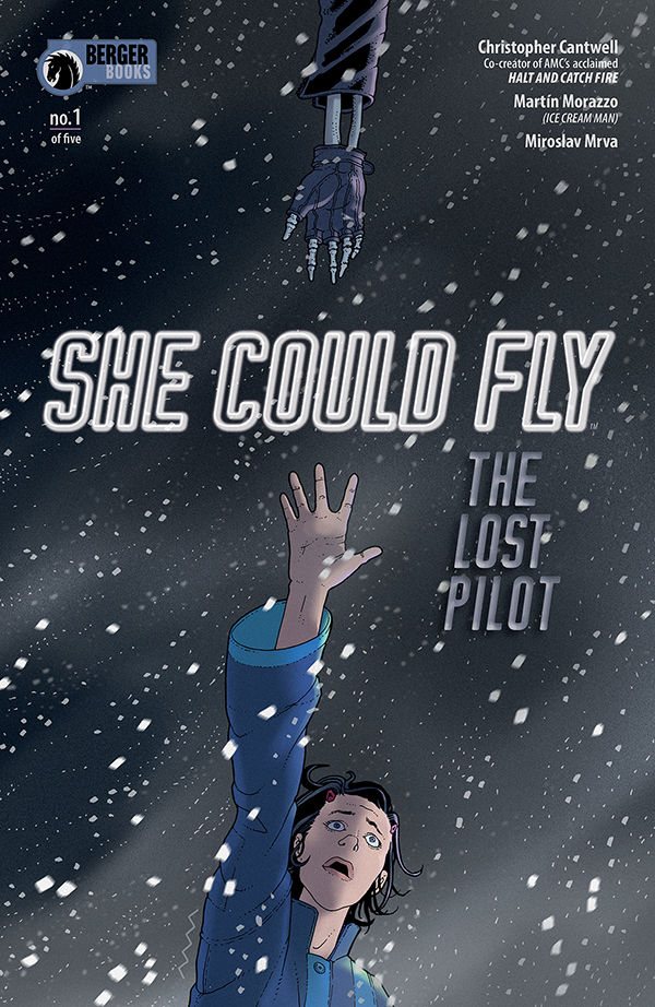 First Look: She Could Fly: The Lost Pilot #1 trailer