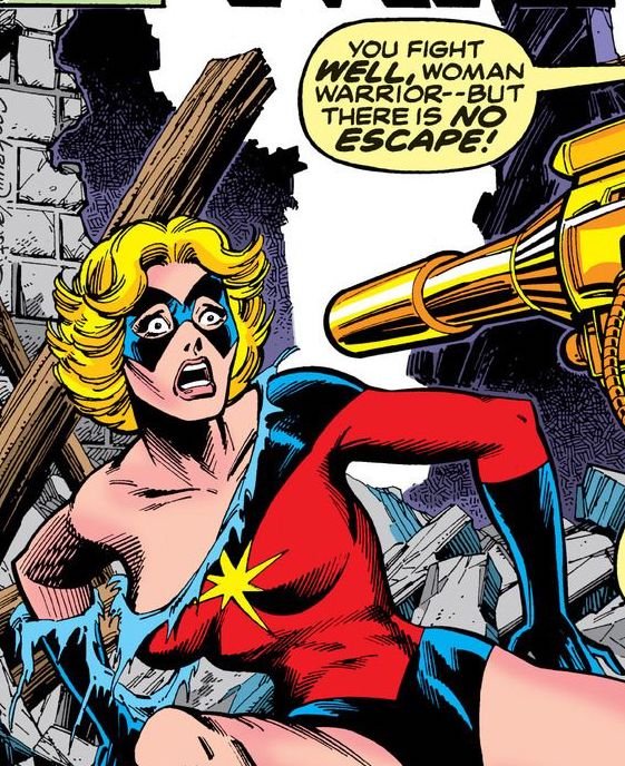 Ms. Marvel Epic Collection: The Woman Who Fell to Earth Review