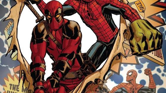 Marvel Preview: Spider-Man/Deadpool #49