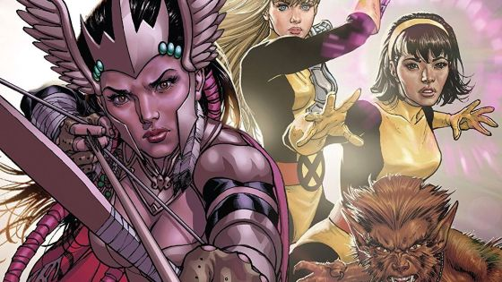 The X-Men are dragged into the War of the Realms and they fight with all they got!
