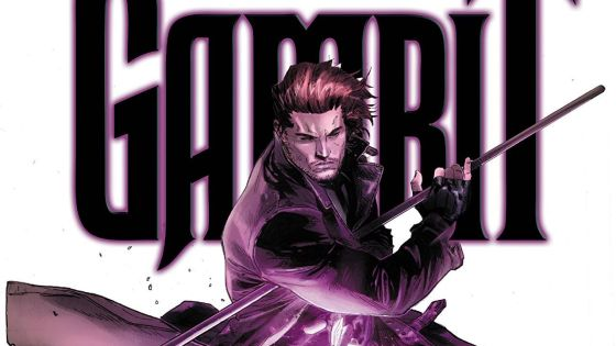 Get the best kind of Gambit story with plenty of thieving.