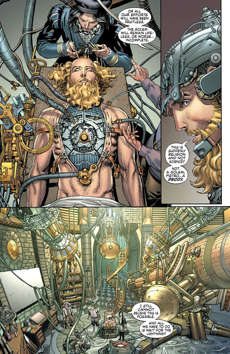 'S.H.I.E.L.D. by Hickman & Weaver: The Human Machine' review