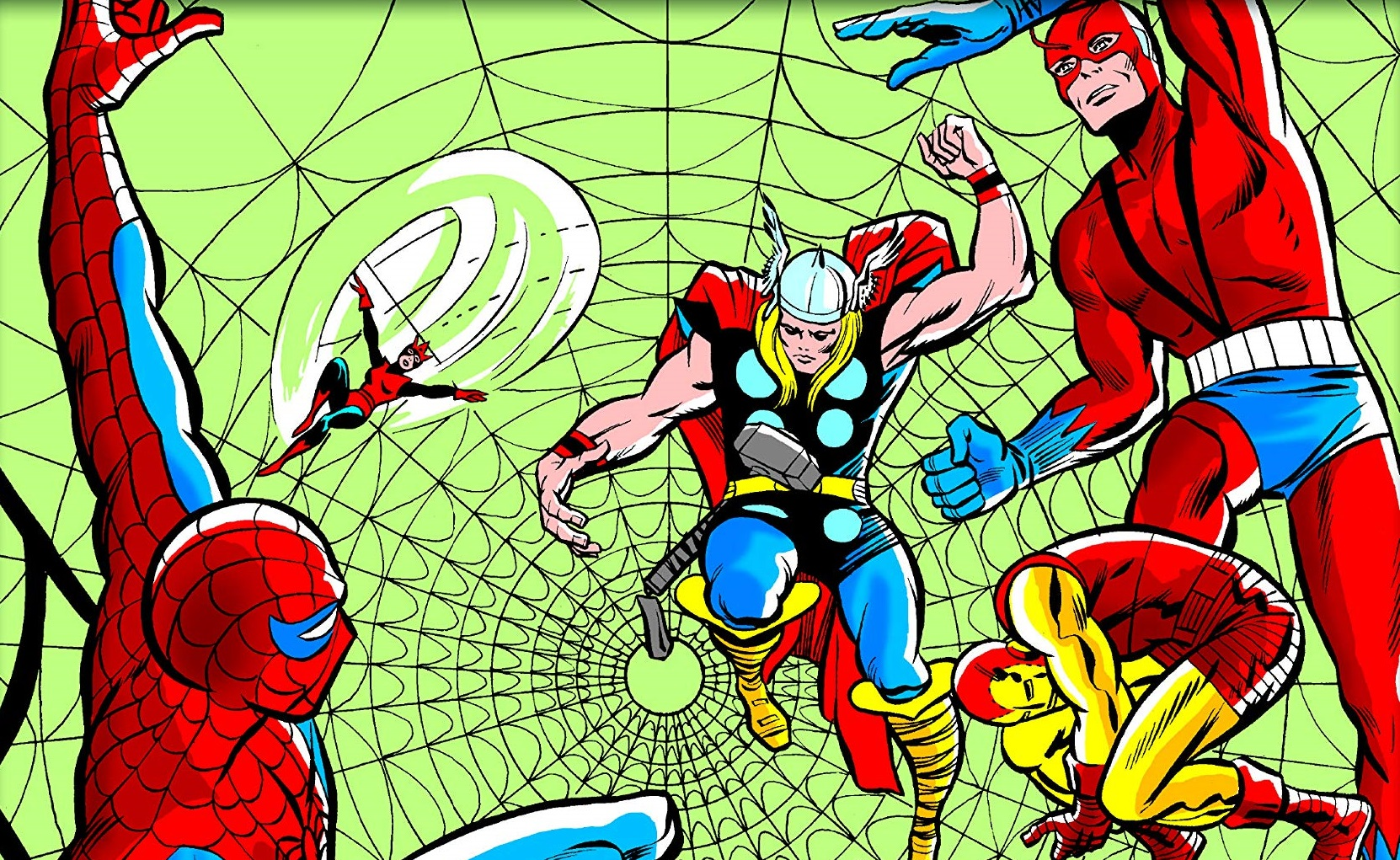 'Decades: Marvel in the '60s: Spider-Man Meets the Marvel Universe' review