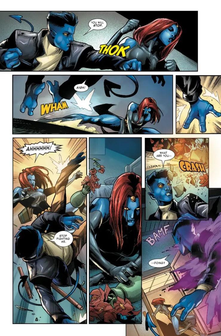 Marvel Preview: Age of X-Man: Amazing Nightcrawler #3
