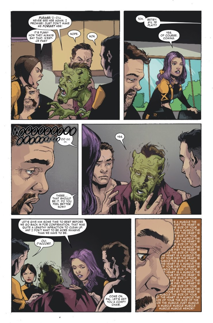 Marvel Preview: Age of X-Man: X-Tremists #3