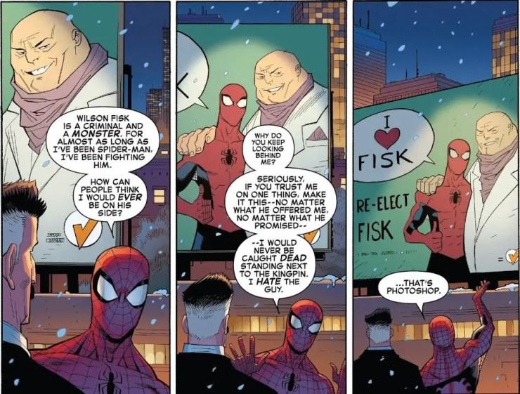'Amazing Spider-Man Vol. 3: Lifetime Achievement' review