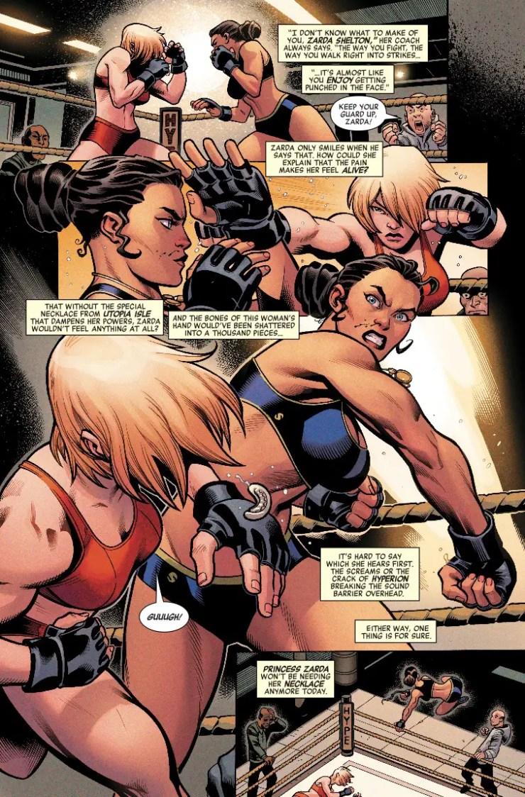 Marvel Preview: Avengers #18