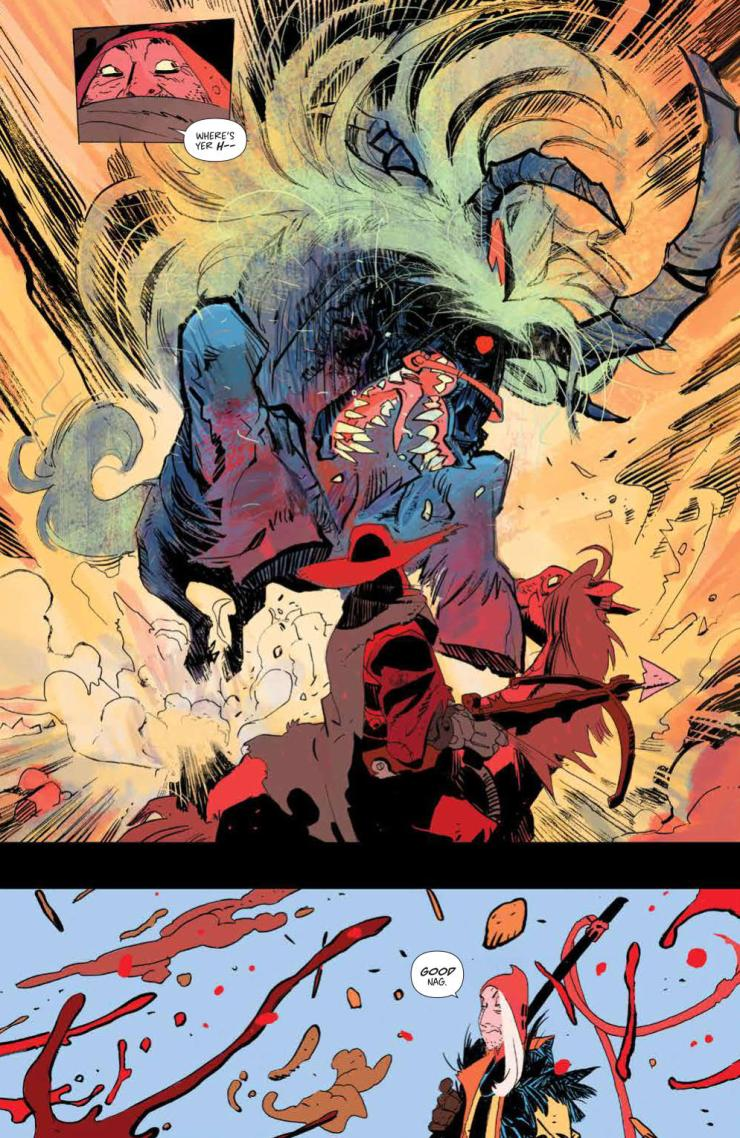 Coda Vol. 1 review: A brutally ambitious journey