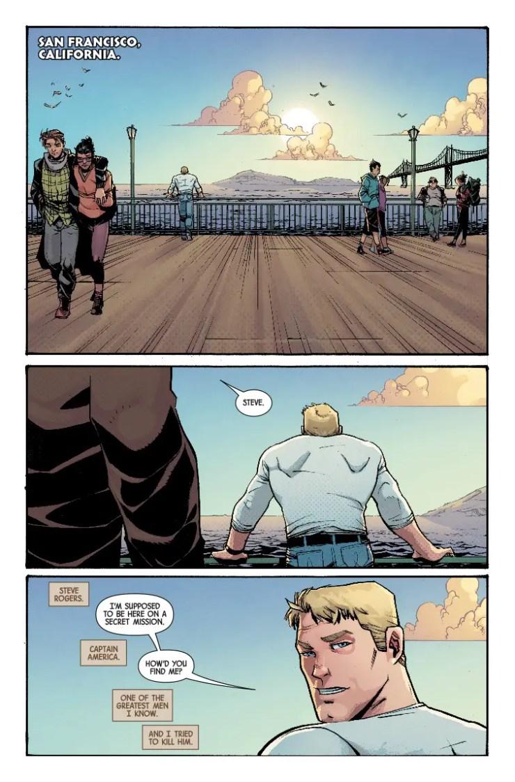 Marvel Preview: Dead Man Logan #6