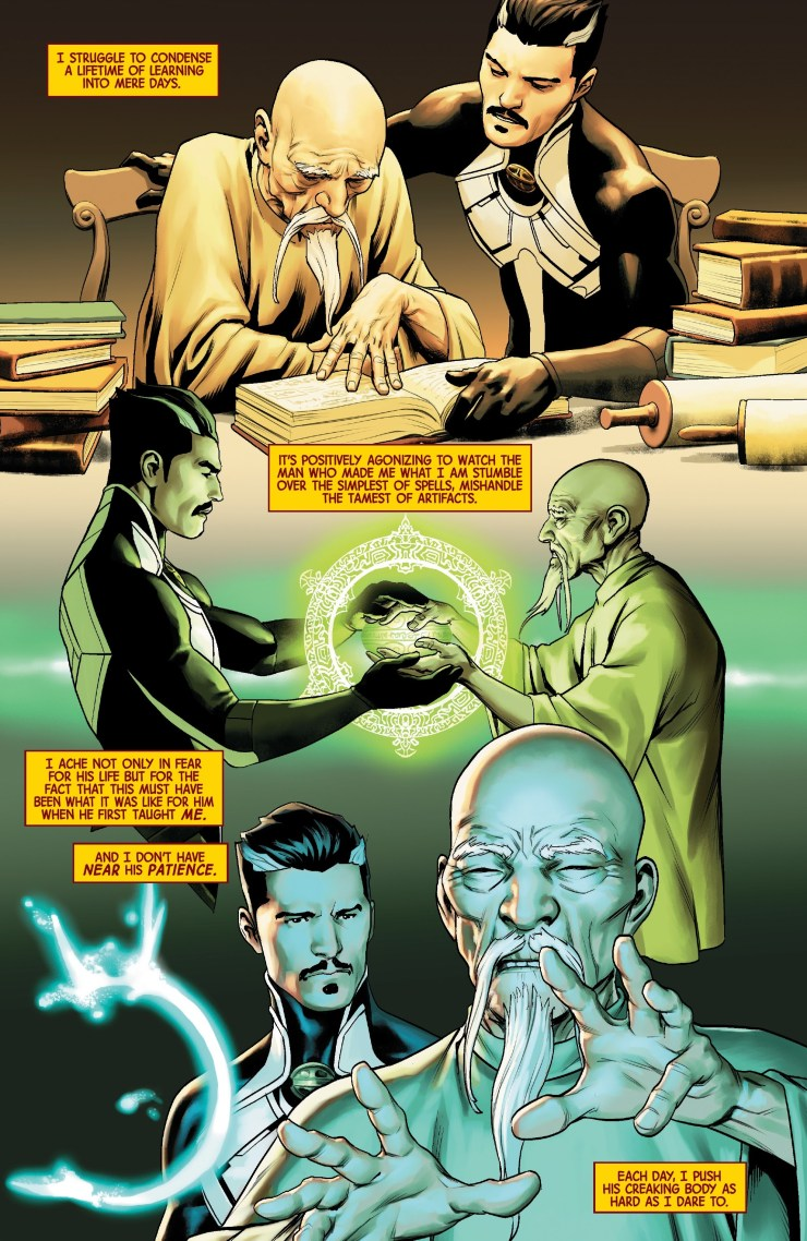 Doctor Strange by Mark Waid Vol. 2: Remittance Review