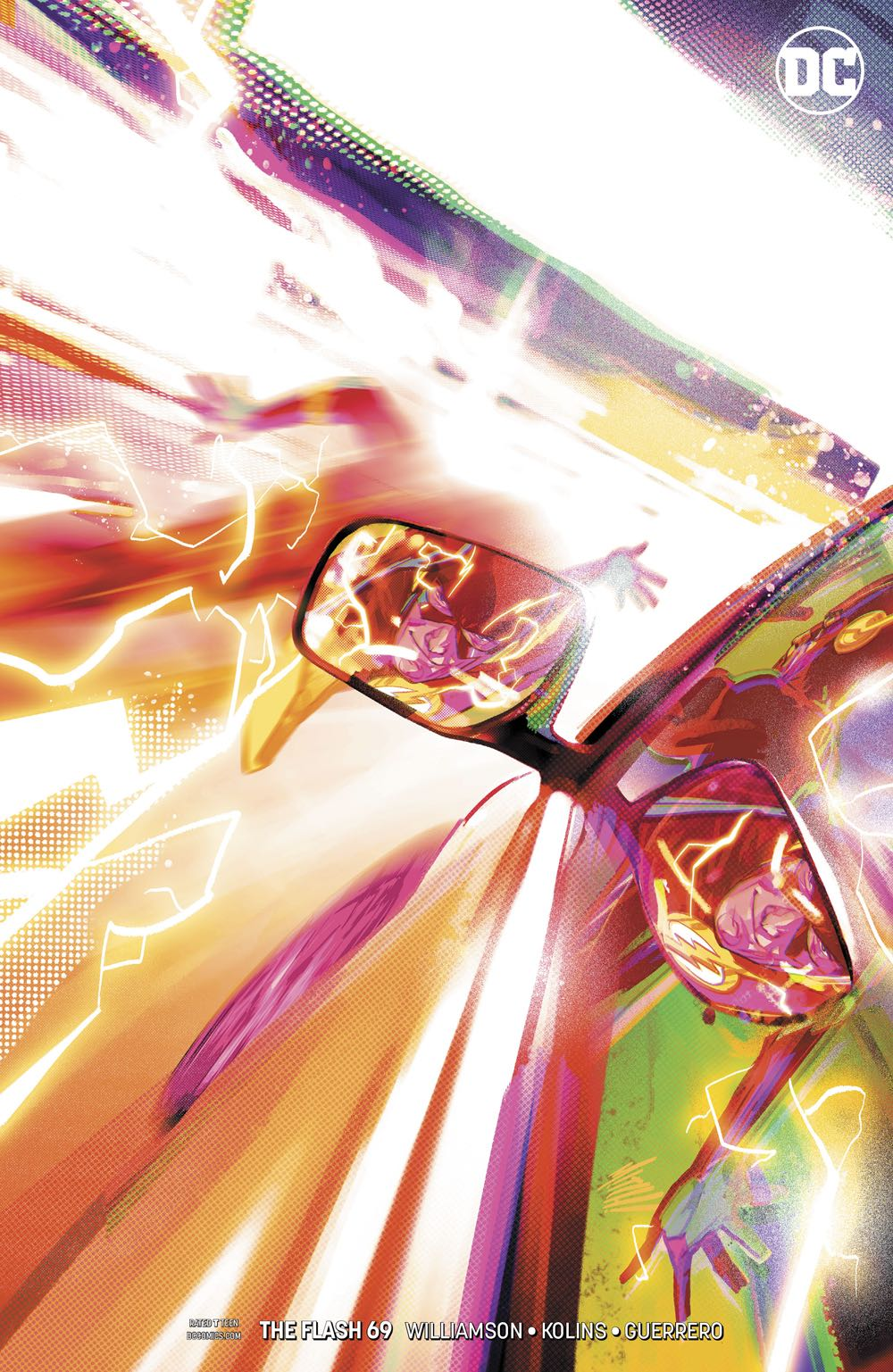 The Flash #69 Review