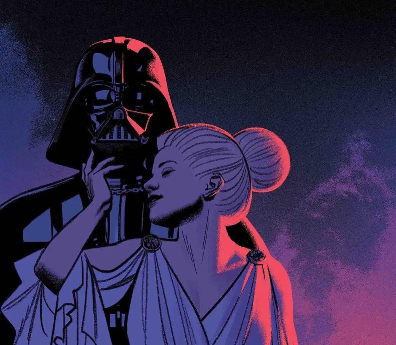 Star Wars: Vader - Dark Visions #3 Review
