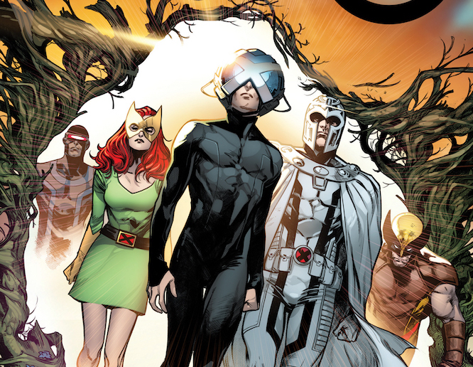 X-Men Monday #10 - Cyclops' return, House of X costumes and advice for Kevin Feige