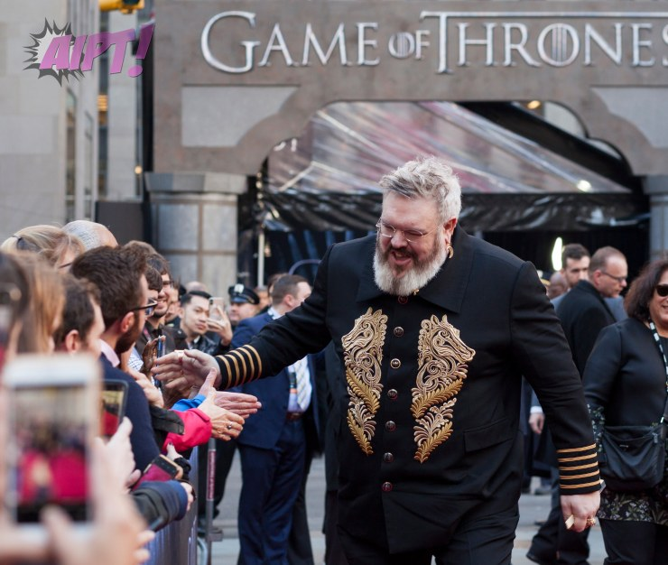 Game of Thrones' NYC season 8 premiere was a once-in-a-lifetime experience