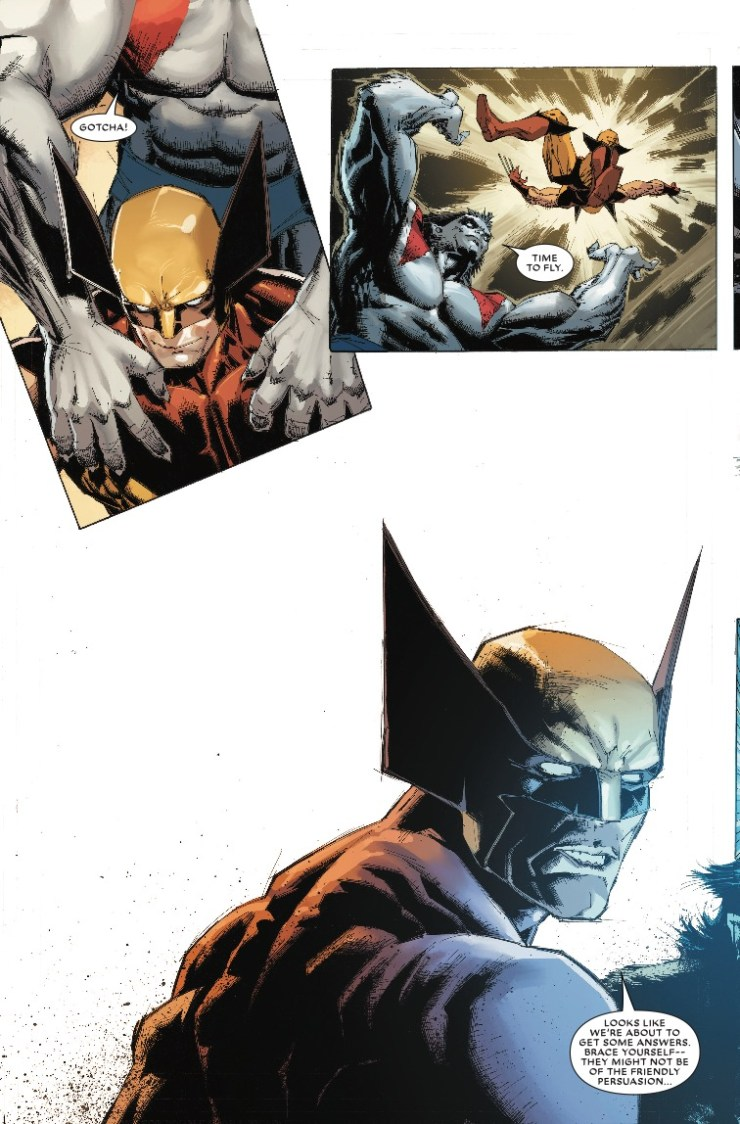 Marvel Preview: Major X #3