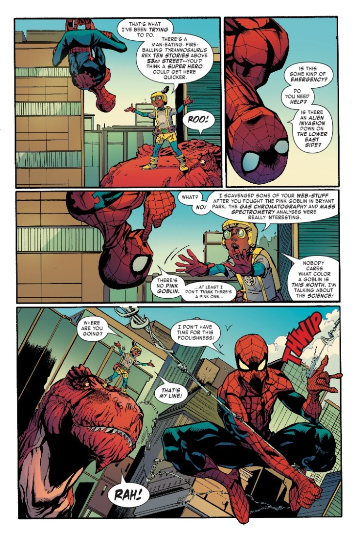 Marvel Preview: Moon Girl and Devil Dinosaur #42