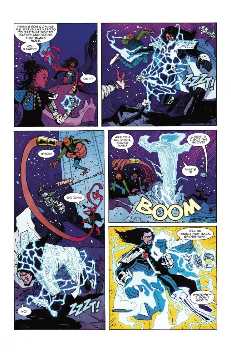 Marvel Preview: Shuri #7