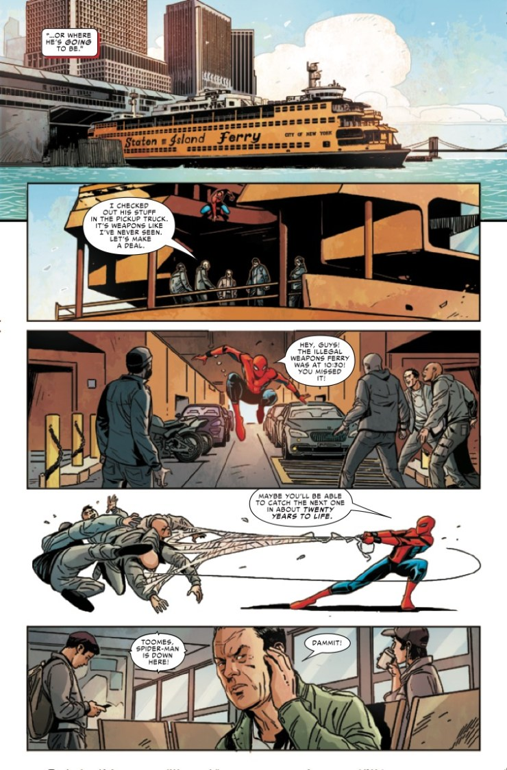 Marvel Preview: Spider-Man: Far From Home Prelude #2