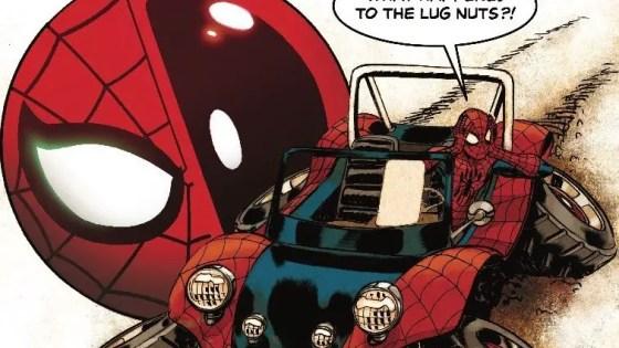 Spider-Man/Deadpool Vol. 8: Road Trip Review