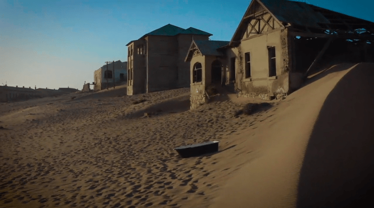 Science Channel's 'Mysteries of the Abandoned' uncovers the secrets of ghost towns around the world