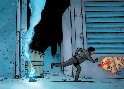 The Wild Storm #22 Review