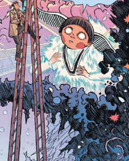 The Dreaming #9 Review