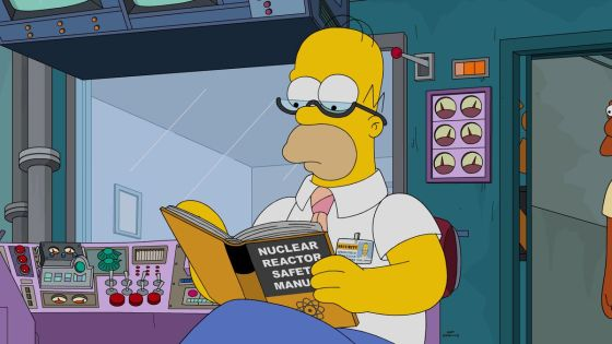 Can Homer Simpson save the world? Reevaluating nuclear power in the age of the Green New Deal
