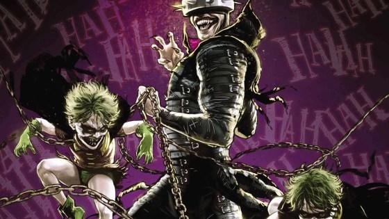 DC Preview: The Batman Who Laughs #4