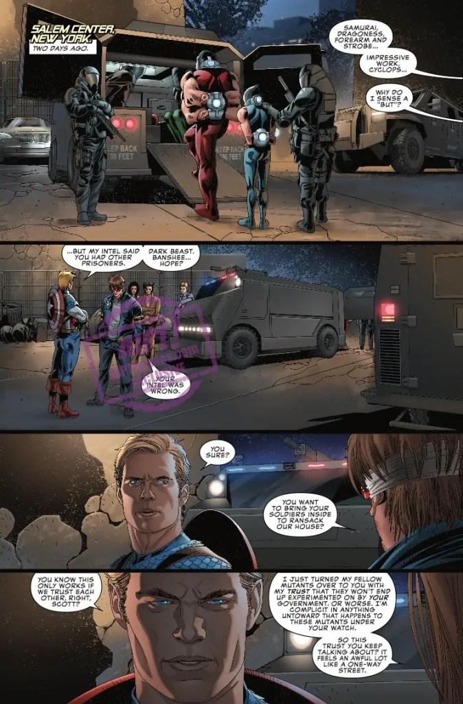 Uncanny X-Men #16 review: Tough decisions