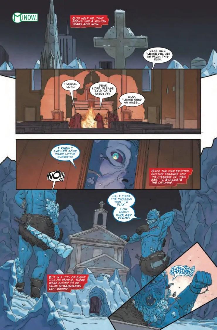 The War Of The Realms: War Scrolls #1