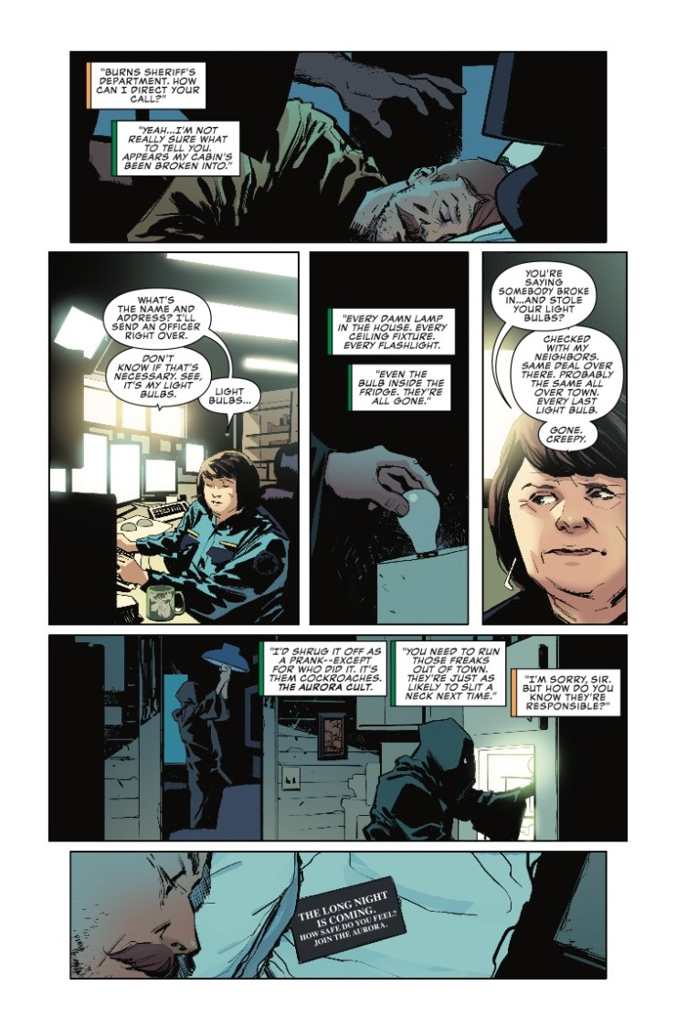 Marvel Preview: Wolverine: The Long Night #4