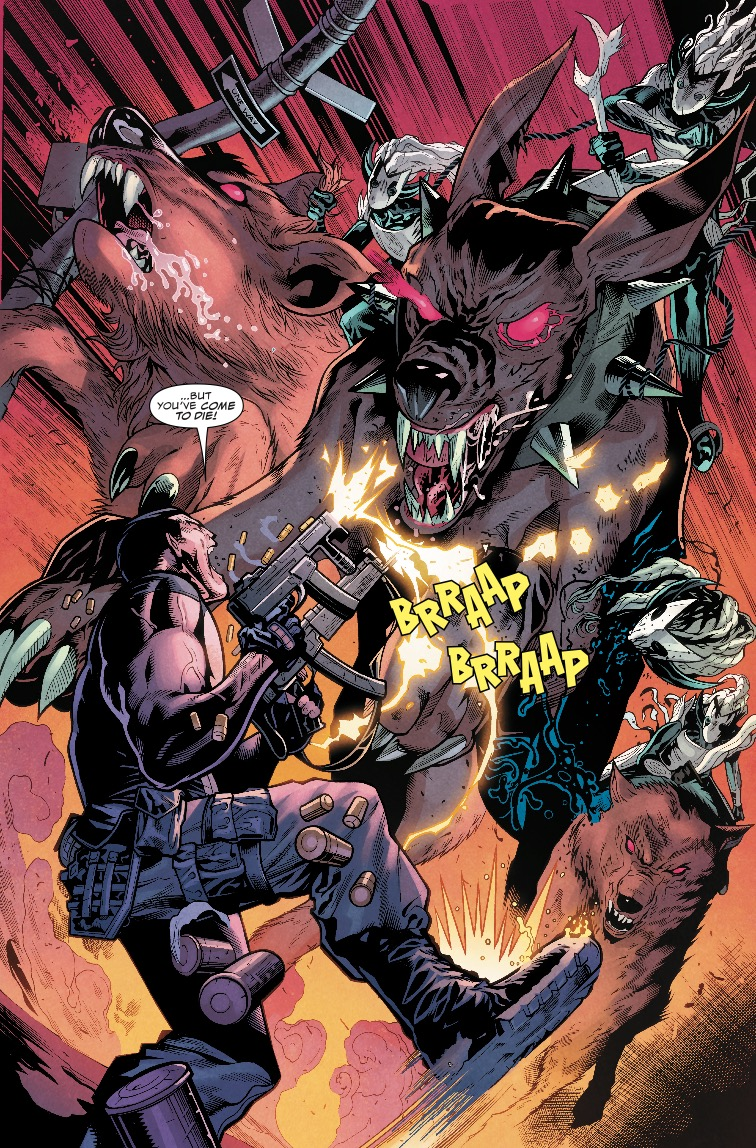 'War of the Realms: The Punisher' review: two great tastes that taste great together