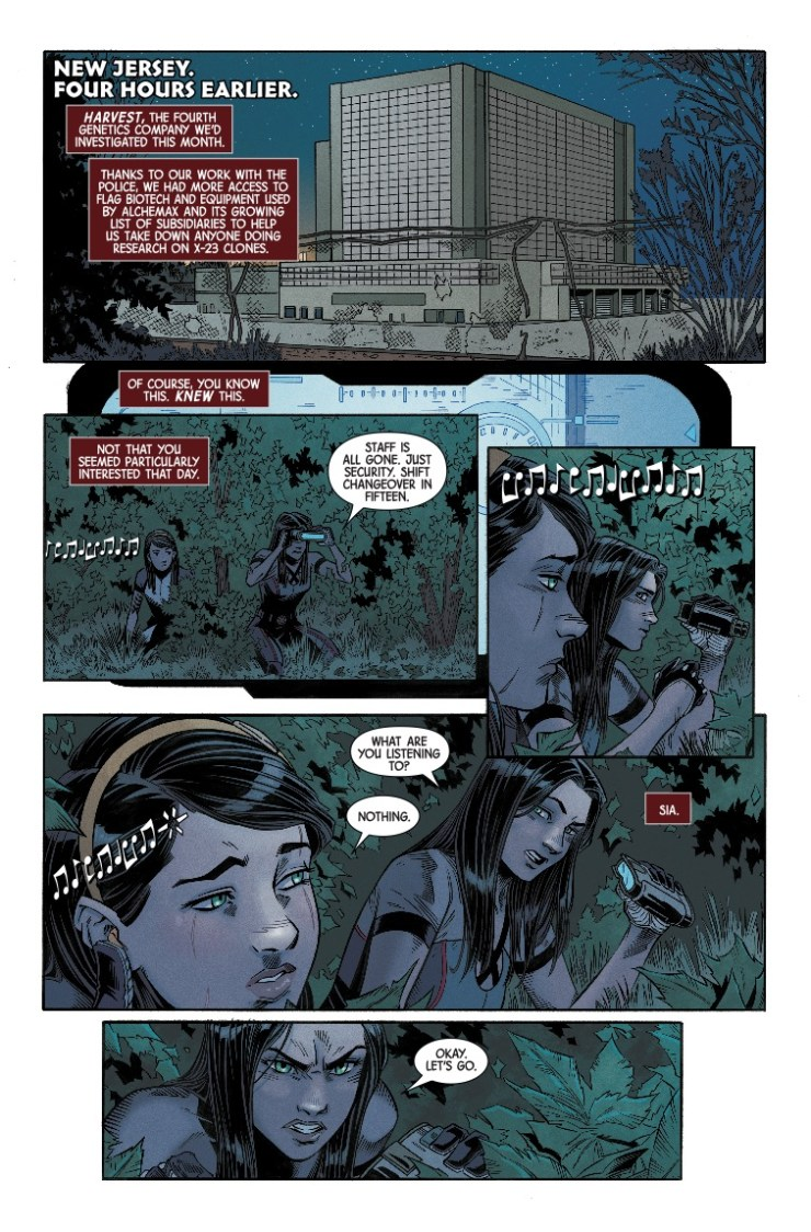 Marvel Preview: X-23 #11