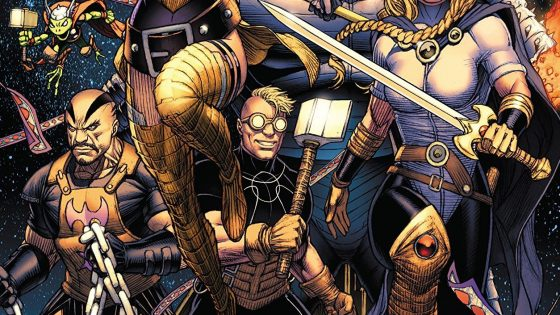 'Asgardians of the Galaxy Vol. 1: The Infinity Armada' review