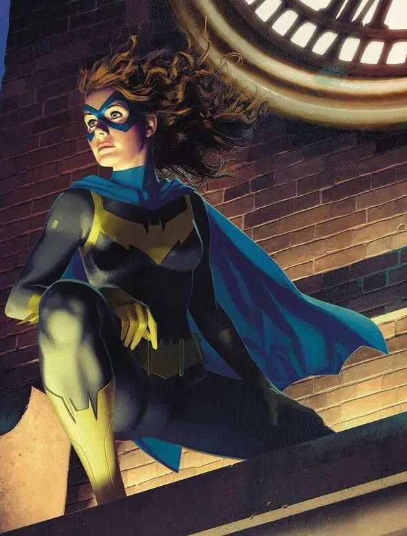 Batgirl #34 Review