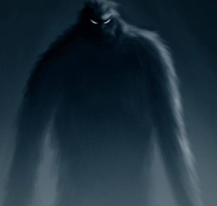 There are a lot of theories about Bigfoot.