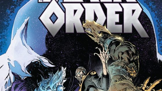 'Black Order: The Warmasters of Thanos' review