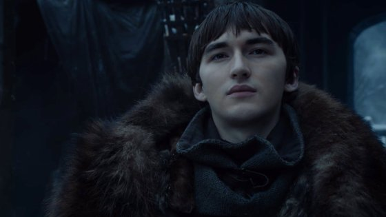 Bran isn't Bran Stark any more.  But could he actually be a God?