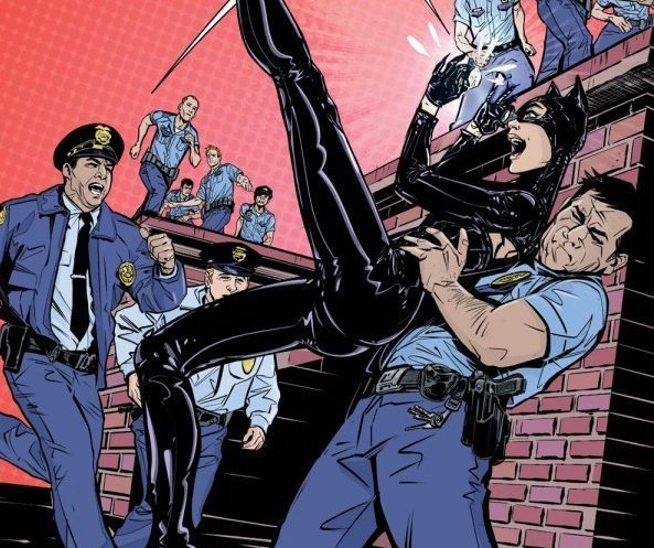 Catwoman #10 Review