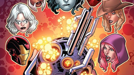Marvel Preview: Domino: Hotshots #3