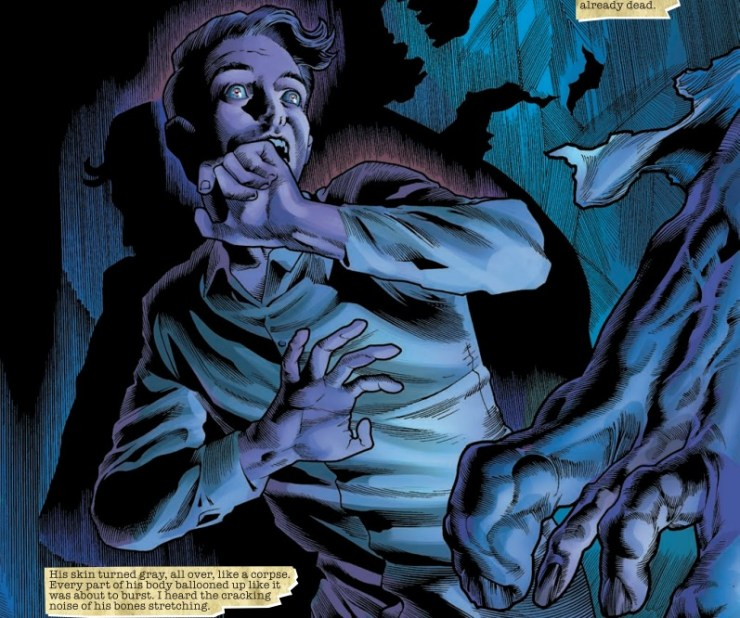 The Immortal Hulk #16 review: It's Joe
