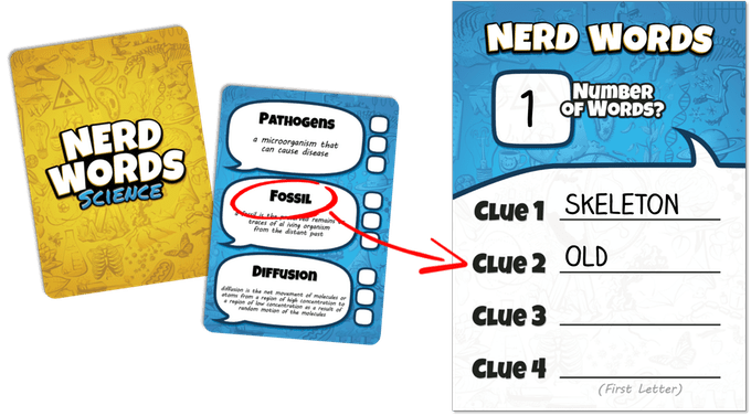 Kickstarter Alert - John Coveyou asks to use your words in new game, 'Nerd Words: Science'