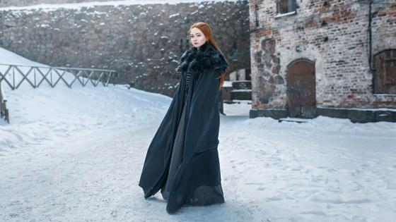 Game of Thrones: Sansa Stark cosplay by Grange Air