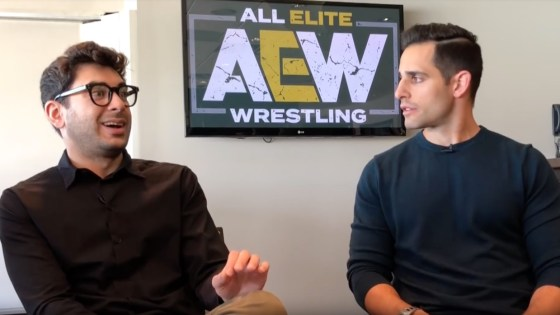 AEW's president and CEO is committed, and just as importantly, confident his company will succeed.